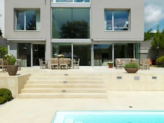 Rumah Modern Oleh Moser Architects Modern