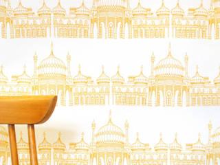 Pavilion Wallpaper Joanna Corney Walls & flooringWallpaper