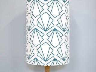 Sunbeam Lampshade:   by Joanna Corney