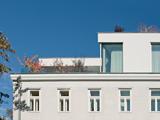 Rumah Minimalis Oleh Moser Architects Minimalis
