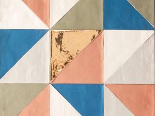 Triangoli:  in stile  di Palazzo Morelli