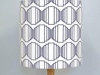 Ellipse Lampshade:   by Joanna Corney