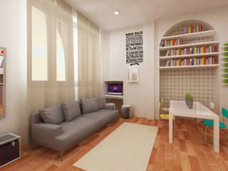 Azzurra Lorenzetto Living room