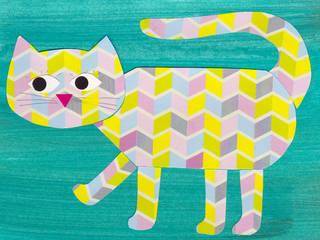 Kätzchenpostkarte:   von team kasimir
