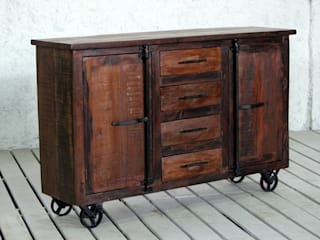 Hyatt Range Little Tree Furniture Living roomCupboards & sideboards