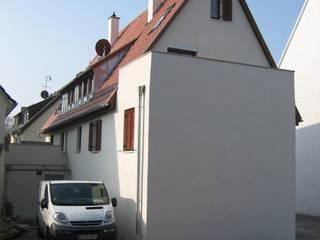 Ansicht Hofseite nachher:   von Kurt R. Hengstler GmbH