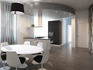 Modern style kitchen by Azzurra Lorenzetto Modern