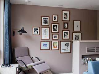Living Room Modern Oturma Odası homify Modern