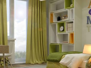 Dormitorios infantiles minimalistas de Projecto2 Minimalista