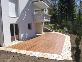 Bambusterasse:   von Kersten Gartenprojekte GmbH