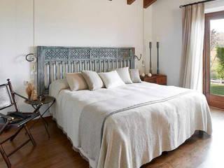 Deu i Deu Rustikale Schlafzimmer