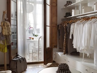 Eclectic style dressing rooms by Deu i Deu Eclectic