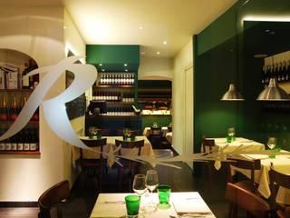 Rosmarino - Sala ingresso: Gastronomia in stile  di DLA design_lab