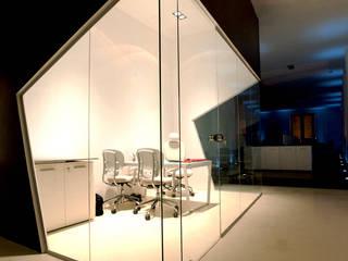 Meloria Complesso d'uffici moderni di DLA design_lab Moderno