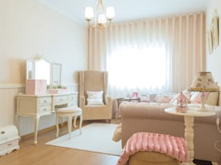 Ângela Pinheiro Home Design Nursery/kid's room