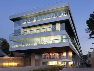 Edificios de Oficinas de estilo  por Deu i Deu