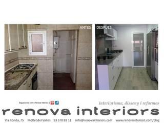modern  by RENOVA INTERIORS, Modern