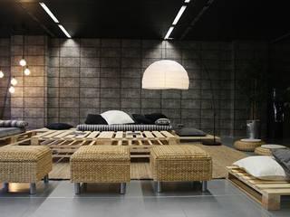 Salas de eventos de estilo  por Deu i Deu