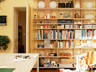 Wohnraumberatung:  Arbeitszimmer von Produktmanufaktur