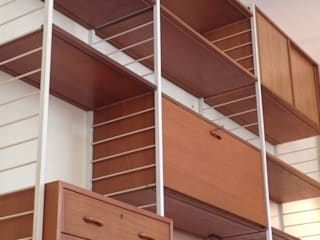 Ladderax Shelving:   by Diagonal Furniture