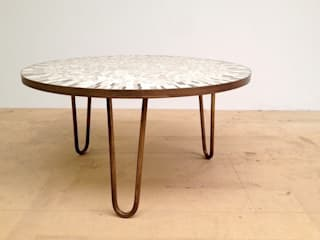 Berthold Müller Mosaic Table de Diagonal Furniture Minimalista