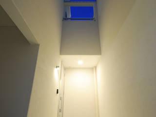 Modern Houses by 一級建築士事務所 AXIS Modern