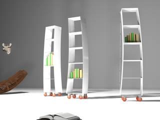 STEEL BANANA:  in stile  di Massimo Ferrara design Lab