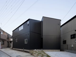Eclectic style houses by 小野澤裕子建築設計事務所 Eclectic
