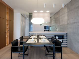 modern Dining room by Johann Will GmbH