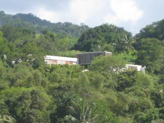 CLEMENTINE House - Mayotte island Maisons tropicales par STUDY CASE sas d'Architecture Tropical