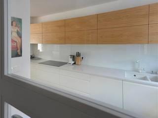 kuchnia 01: styl , w kategorii Kuchnia zaprojektowany przez ARTEFEKT