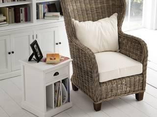 Moda na białe meble: styl , w kategorii  zaprojektowany przez Seart,