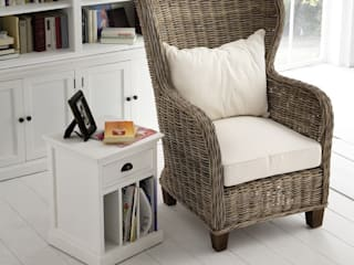 Moda na białe meble Seart SalonKanapy i fotele