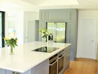 Glanton - Collins Bespoke Architectural Kitchen Modern kitchen by Collins Bespoke Limited Modern