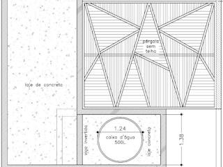 Projekty,   zaprojektowane przez Raquel Pelosi Arquitetura e Design Visual
