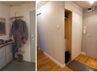 par WNĘTRZNOŚCI Projektowanie wnętrz i mebli Moderne