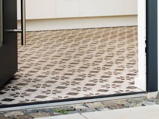 Küche, Mosaik, Fliesen:  Küche von Baugeschäft Heckelsmüller