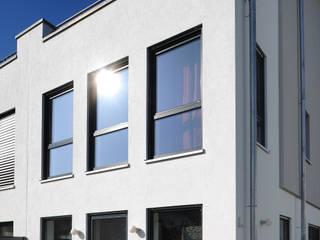 Außejfassade:  Häuser von Baugeschäft Heckelsmüller