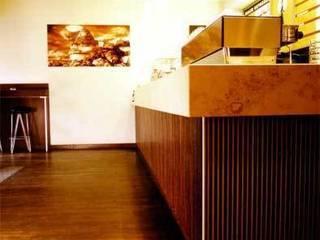 Nowoczesne ściany i podłogi od Werkstätte Berndt GmbH Nowoczesny