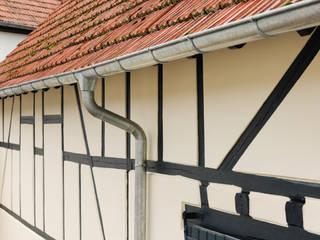 Außenfassade, Sanierung:  Häuser von Baugeschäft Heckelsmüller