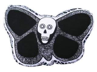 Brennan & Burch 3D Cushions: eclectic  by Brennan & Burch, Eclectic