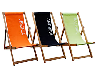 Personalised Plain Deckchair:   by Jonny's Sister
