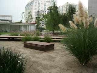 KVR Arquitectura de paisaje Modern garden