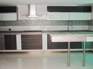 de estilo  por Amarillo Interiorismo, Moderno