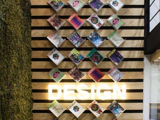 Pabellón Perdura Centros de exposiciones de estilo moderno de Mecate Studio Moderno