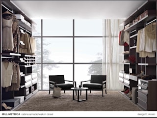 Walk-in-wardrobe :   by Lamco Design LTD