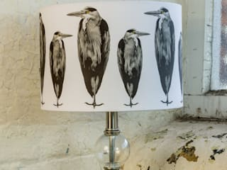 British Wildlife Inspired Interiors:   by Lomas & Lomas