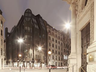 66 St James's Street, Central London Modern office buildings by Patalab Architecture Modern