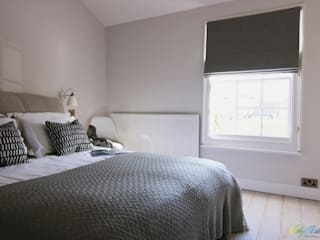 Chapel Lane Katie Malik Interiors Minimalist bedroom