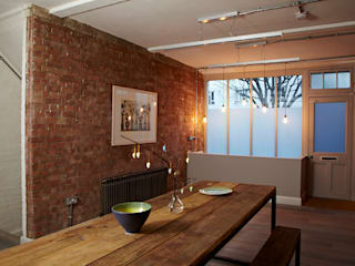 Dining room by Propia, Industrial